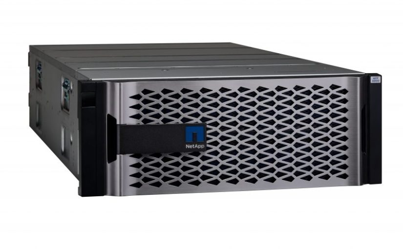 NetApp introduces ONTAP 9.4 and new All Flashkit