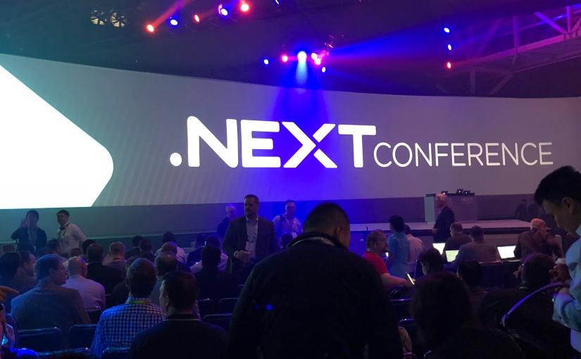 Nutanix .NEXT 2018Recap