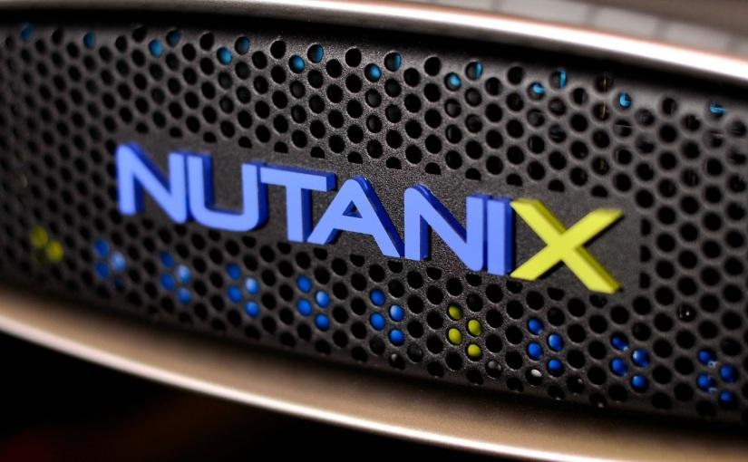 So I got a new job atNutanix.